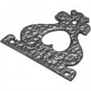 Kirkpatrick T Hinge Fronts in Black Argent or Pewter